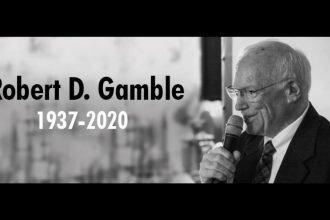 Zmarł Robert D. Gamble – wydawca Harry'ego Pottera Robert D. Gamble