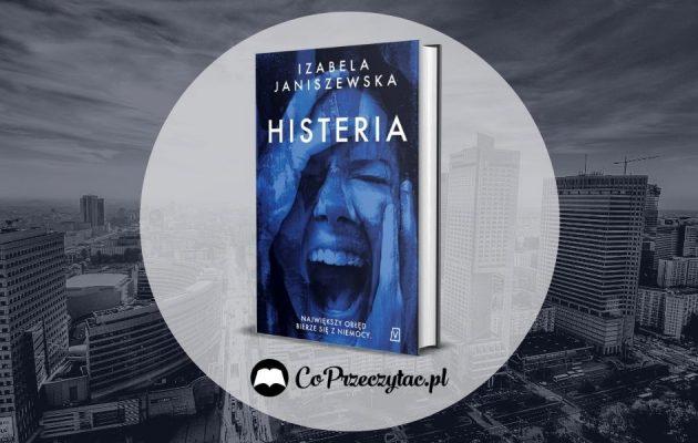 Histeria recenzja książki