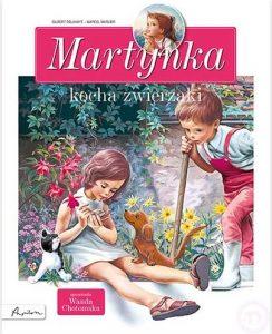 Martynka kocha zwierzaki