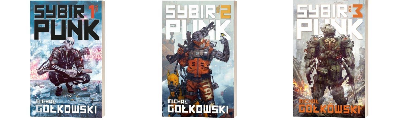 SybirPunk Sprawdź na TaniaKsiazka.pl >>