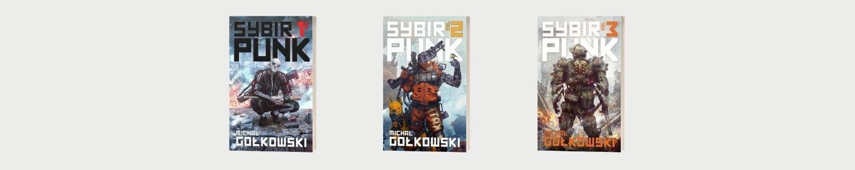 Seria SybirPunk Sprawdź na TaniaKsiazka.pl >>
