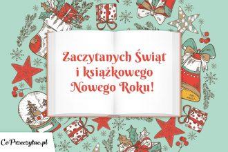 Zaczytanych Świąt i książkowego Nowego Roku!
