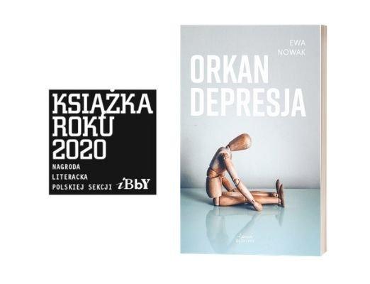 Ewa Nowak Orkan. Depresja Książka Roku 2020 Polskiej Sekcji IBBY
