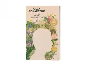 Olga Tokarczuk Czuły narrator Literatura piękna – książki na prezent gwiazdkowy