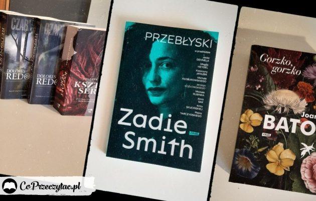 Książkowe top 3 roku 2020 - wybiera Aneta