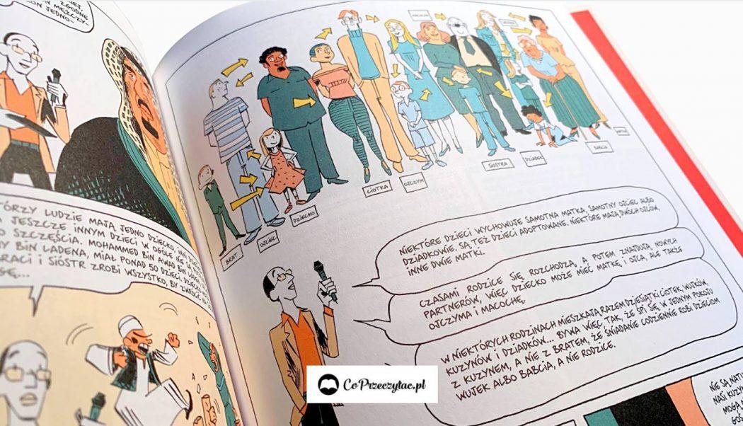 Harari Sapiens Opowieść graficzna – znajdziesz na TaniaKsiazka.pl