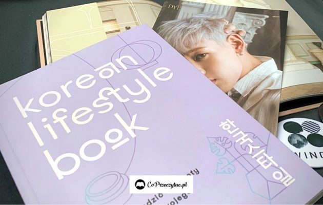 Korean lifestyle book