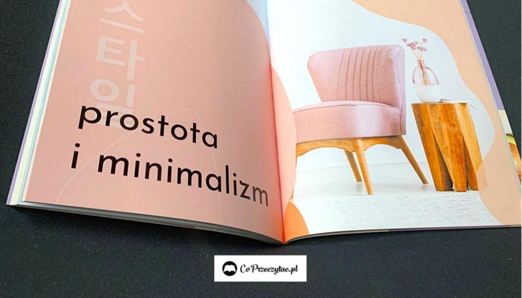 Korean lifestyle book dostaniesz na TaniaKsiazka.pl