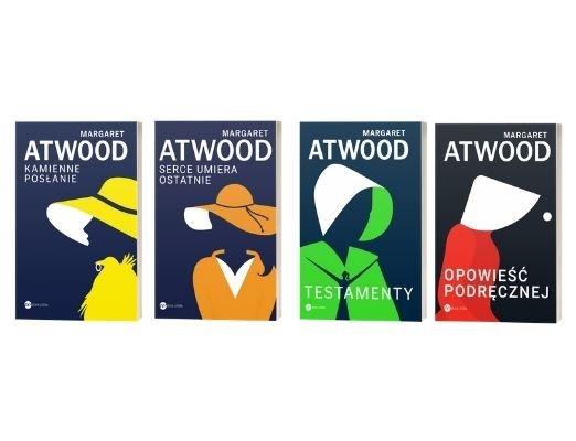 Książki Margaret Atwood