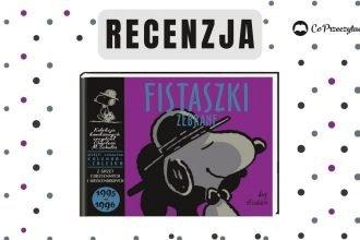 Fistaszki zebrane 1995-1996. Recenzja