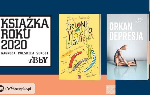 Książka Roku 2020 Polskiej Sekcji IBBY – laureaci
