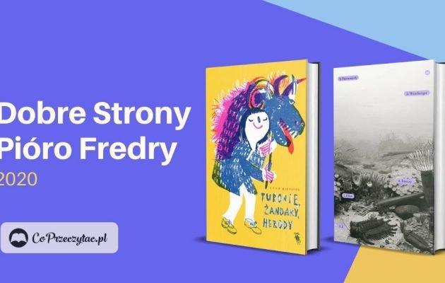 Pióro Fredry i Dobre Strony 2020