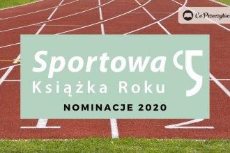 Sportowa Książka Roku 2020 - nominowani