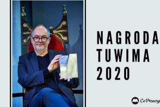 Laureat Nagrody Literackiej im. Juliana Tuwima 2020