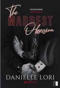 The maddest obsession - kup na TaniaKsiazka.pl