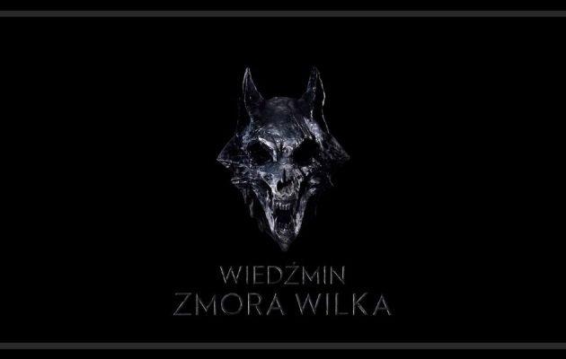 Wiedźmin: Zmora wilka - Netflix pokazał logo animowanego serialu Wiedźmin: Zmora wilka
