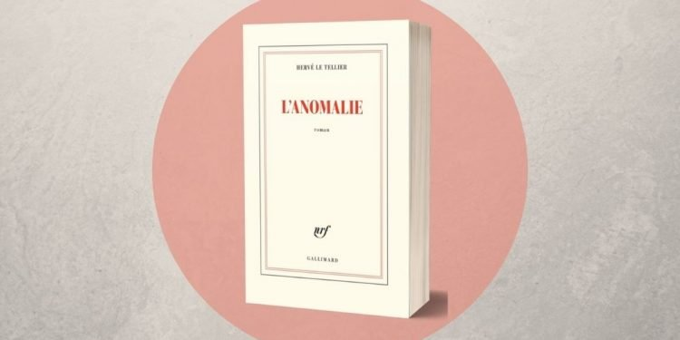Herve Le Tellier za L'anomalie - Nagroda Goncourtów Nagroda Goncourtów