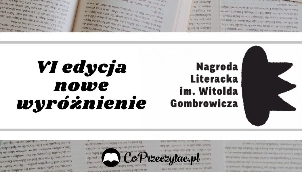 Nagroda literacka im. Gombrowicza