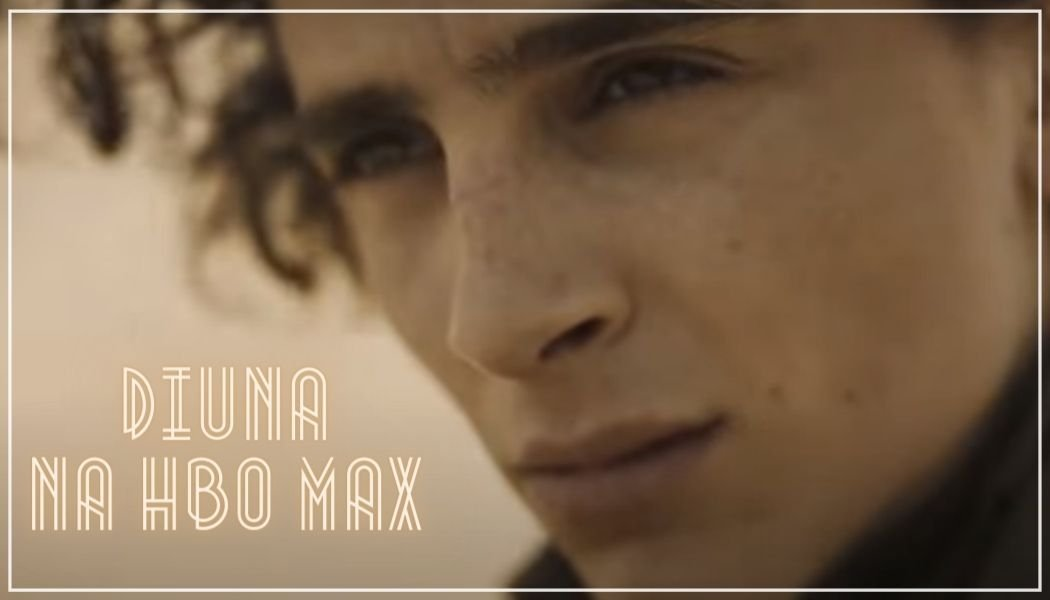 Diuna na HBO Max Sprawdź tez na TaniaKsiazka.pl >>