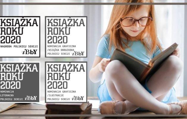 Nagrody Polskiej Sekcji IBBY - nominacje Nagrody Polskiej Sekcji IBBY