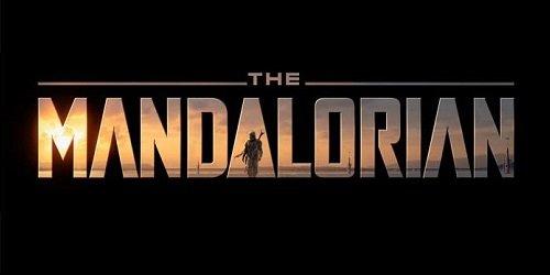 Mandalorian - logo serialu