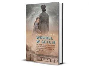 Wróbel w getcie. Sprawdź w TaniaKsiazka.pl