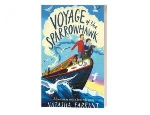 Natasha Farrant Voyage of the Sparrowhawk