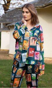 Piżama Agathy Christie