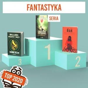 Książkowe bestsellery 2020 TaniaKsiazka.pl - fantastyka