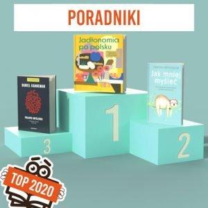 Książkowe bestsellery 2020 TaniaKsiazka.pl - poradniki