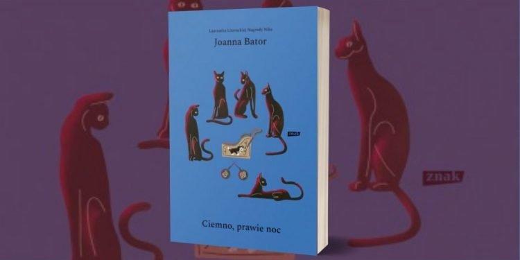 Ciemno, prawie noc - nowe wydanie książki Bator Ciemno, prawie noc