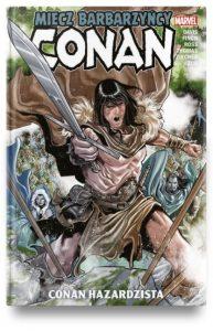 Lutowe zapowiedzi komiksowe Conan