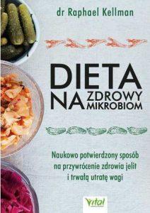 Dieta na zdrowy mikrobiom - zobacz na TaniaKsiazka.pl