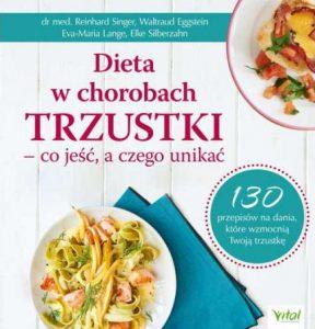 Dieta w chorobach trzustki - kup na TaniaKsiazka.pl