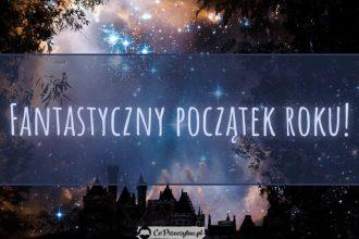 Nowy fantastyczny rok - sprawdź na TaniaKsiazka.pl