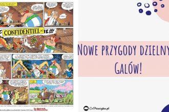 Nowe przygody Asteriksa i Obeliksa