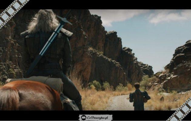 Henry Cavill wraca na plan Wiedźmina