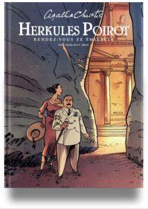 Lutowe zapowiedzi komiksowe Hercules Poirot