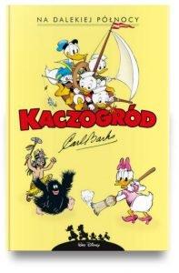 Lutowe zapowiedzi komiksowe Kaczogród