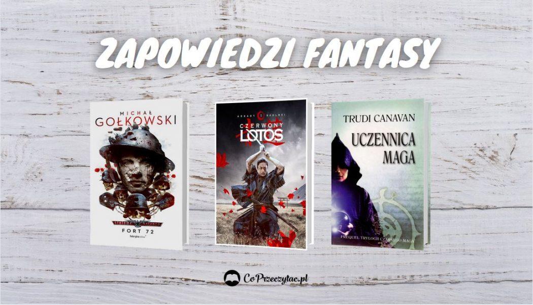 Lutowe zapowiedzi fantasy 2021 znajdziesz na TaniaKsiazka.pl