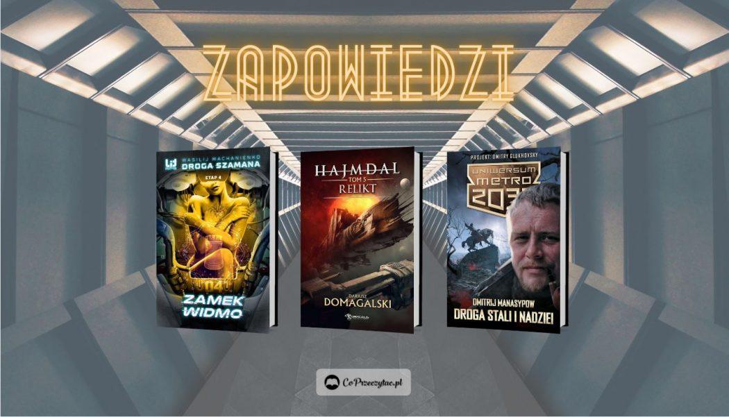 Lutowe zapowiedzi sci-fi 2021 znajdziesz na TaniaKsiazka.pl