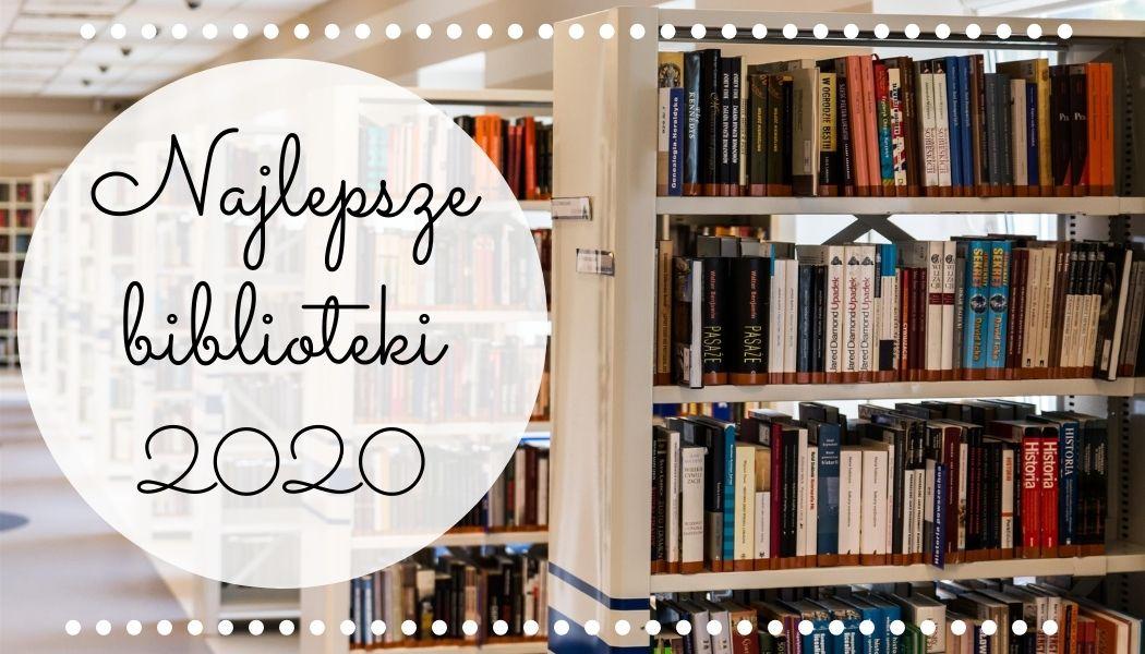 Najlepsze biblioteki 2020