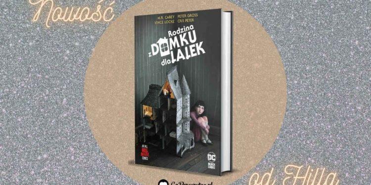 Komiksowe horrory Joego Hilla - sprawdź na TaniaKsiazka.pl