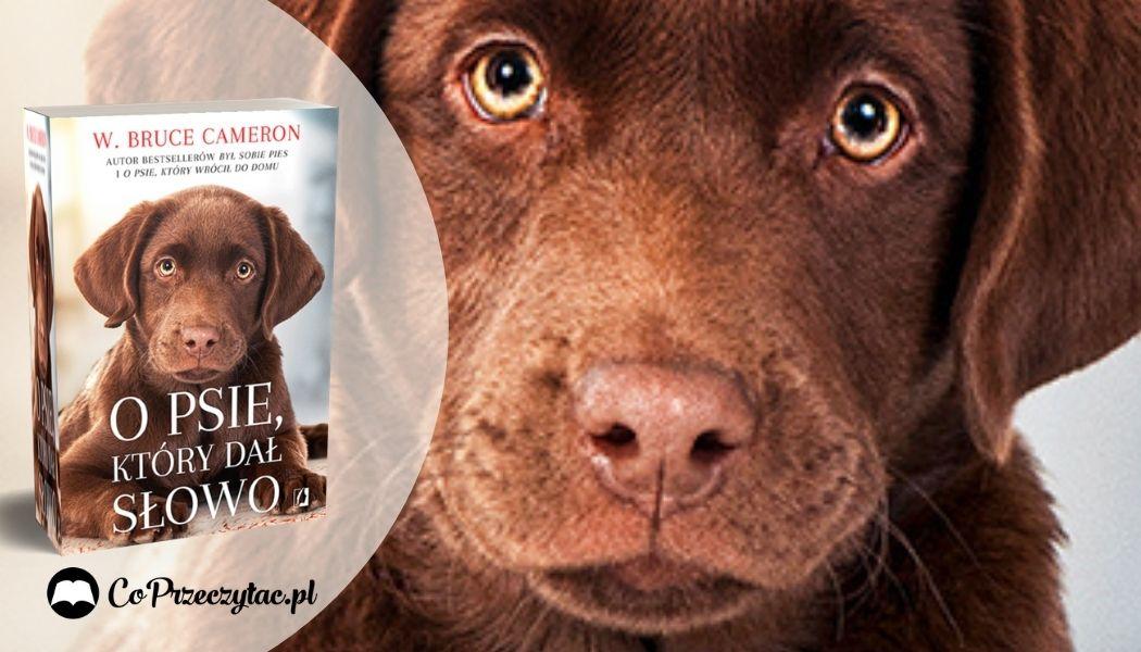 O psie który dał słowo Sprawdź na TaniaKsiazka.pl >>