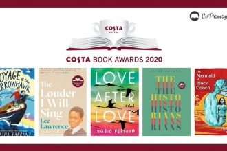Costa Book Awards 2020 - nagrodzeni w 5 kategoriach