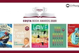 Costa Book Awards 2020 - nagrodzeni w 5 kategoriach