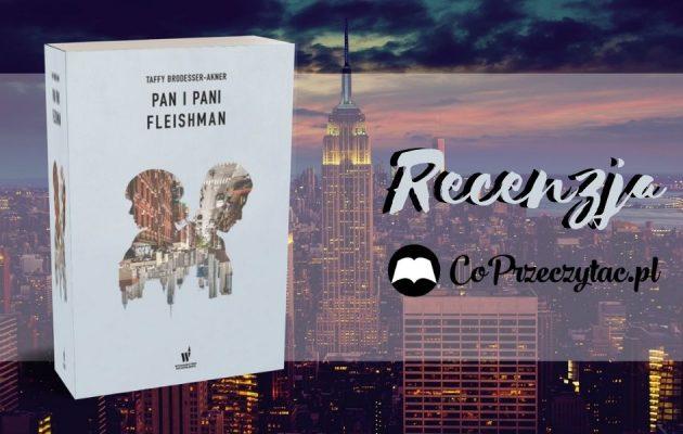 Pan i Pani Fleishman - recenzja Pan i Pani Fleishman