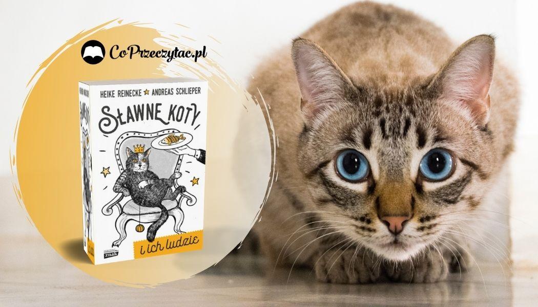 Sławne koty i ich ludzie Sprawdź na TaniaKsiazka.pl >>