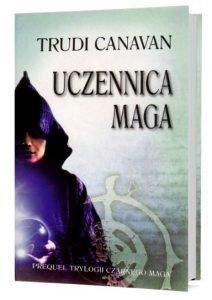 Lutowe zapowiedzi fantasy 2021 Uczennica Maga