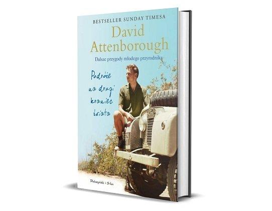 Podróże na drugi koniec świata Davida Attenborough - sprawdź w TaniaKsiazka.pl